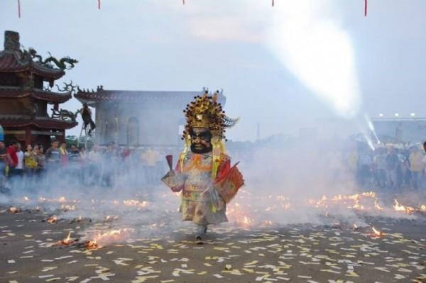 新屋天后宮媽祖文化祭活動。(桃園市政府新聞處提供)