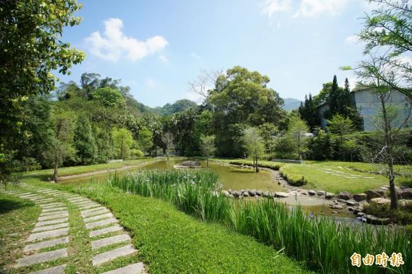 頭汴坑太平苗圃將打造成螢火蟲生態公園。(記者何宗翰攝)