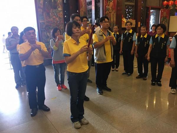 停職後,屏東市長林亞蒓除上訴外,將擔任屏東終身志工。(取自林亞蒓臉書)