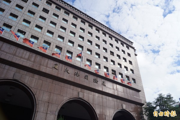 基隆地方法院。(記者吳政峰攝)