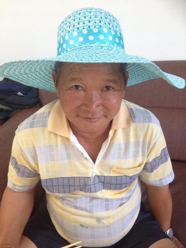 已失聯1週的大埔鄉茄苳村62歲村民王國雄。(記者曾迺強翻攝)
