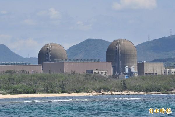 核三防範勒索病毒停擺外網,變壓器還跳脫攪局。(記者蔡宗憲攝)