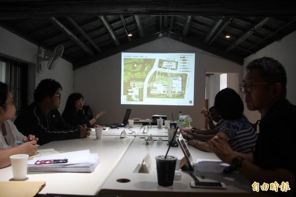 南港區東明公宅參與通用設計審查修正通過,成為柯市府所發包第1個取得通用設計標章的公宅。(記者鍾泓良攝)