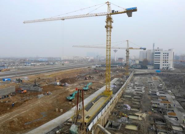 中國第2季GDP成長率6.9%,優於市場預期和官方經濟成長率目標。(法新社)