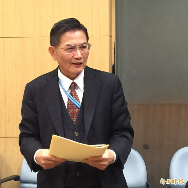 南亞科總經理李培瑛。(記者洪友芳攝)