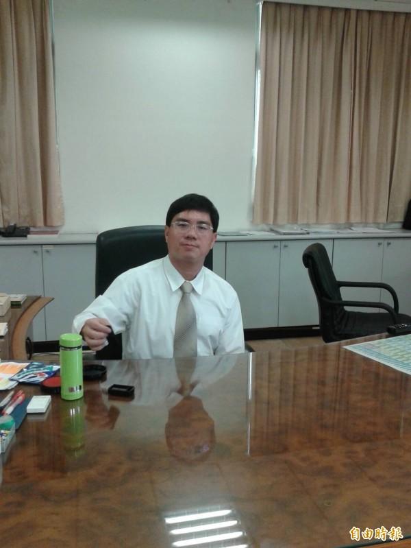 嘉市衛生局長黃維民將回任中正大學教職。(記者丁偉杰翻攝)