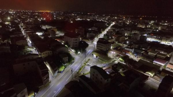 南市預估每年可節省電費約1.4億元。(工務局提供)