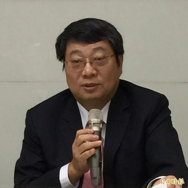 南茂董事長鄭世杰表示,南茂藉由與業界主要的幾個消費電子新產品合作計畫案,預期將會在今年的下半年,為南茂帶來多面向的業務成長。(資料照,記者洪友芳攝)