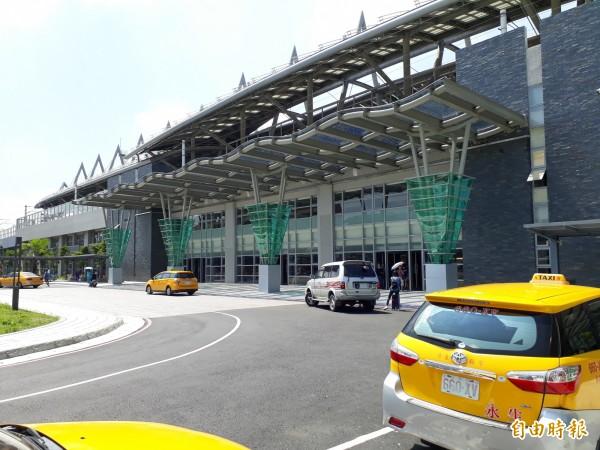 屏東市將首度釋出五條公車式計程車路線。(記者侯承旭攝)