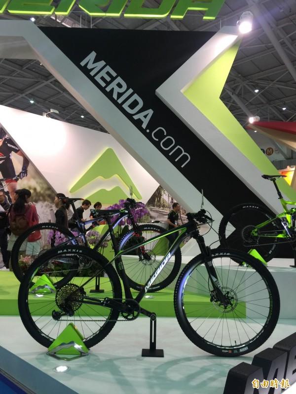 自行車大廠美利達(9914)受到匯率衝擊、銷售業績衰退等衝擊,第2季稅後淨利僅1.45億,EPS0.49元,創下單季歷史新低。(記者楊雅民攝)