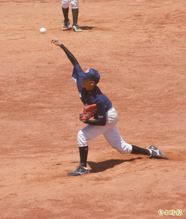 台東縣以棒球為重點體育項目。(記者黃明堂攝)