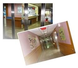 宜蘭的國立陽明大學附設醫院護理之家。(翻攝自國立陽明大學附設醫院護理之家網站)