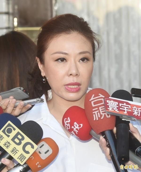 立法院國民黨團首席副書記長李彥秀質疑,行政院長賴清德軍公教加薪是為政治決定。(資料照,記者方賓照攝)