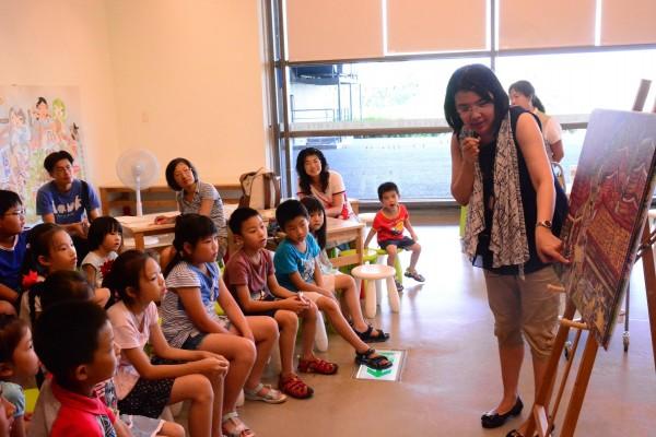 國立台灣歷史博物館慶祝台灣文化日及6週年館慶,推出一系列活動。(台史博提供)