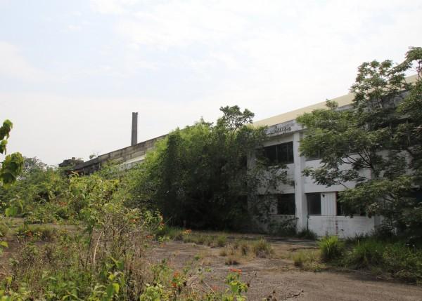 彰化榮民工廠是現今少見較為完整的工業聚落建築群,也是僅存不多的榮民工廠。(圖:巫宛萍提供)