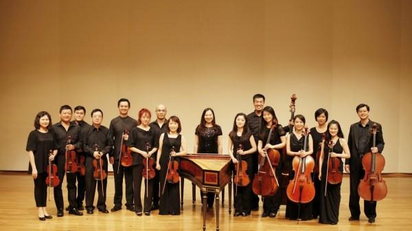 中山大學駐校樂團巴洛克獨奏家樂團將與奧利弗.夏利耶合作演出。(記者洪定宏翻攝)