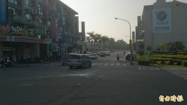 南市東區細部計畫第2次通盤檢討計畫,適度放寬虎尾寮第2種住宅區使用項目。(記者洪瑞琴攝)