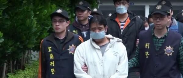 宜蘭警方破獲收簿集團,逮捕陳姓主嫌等人。(記者林敬倫翻攝)