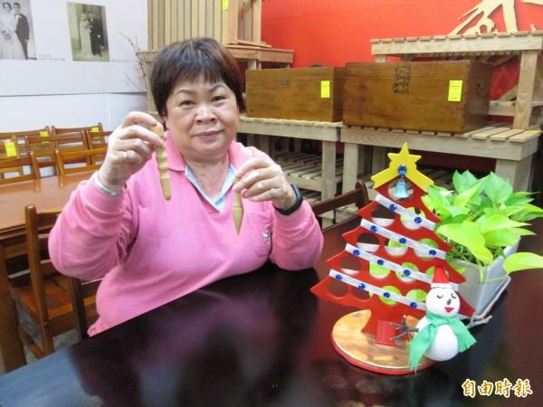 南市環保局藏金閣二手家具拍賣會本週六登場。(記者蔡文居攝)