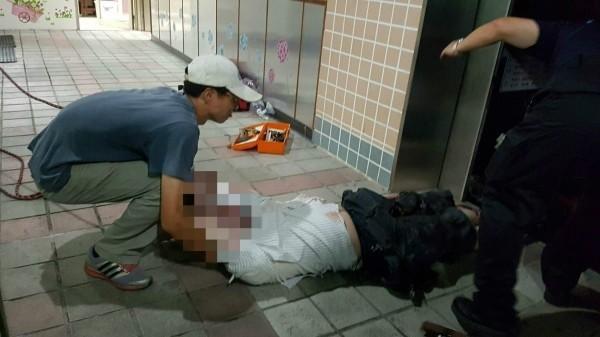 宜蘭大學電梯夾困人,員山榮民醫院醫師、校醫的鄒文豪被夾死。(資料照,記者林敬倫翻攝)