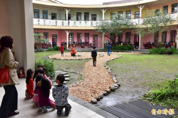宜蘭縣立慈心華德福教育實驗高級中等學校因不斷增班,一直有校舍不足的問題,校方積極尋求第2分校的興建。(記者張議晨攝)
