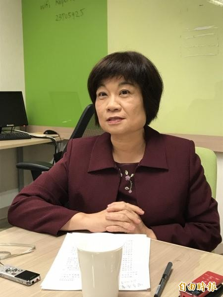 國發會主委陳美伶。(資料照,記者李雅雯攝)