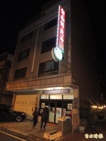 「台南鮮魚湯」位於桃園市平鎮區南京路巷弄內。(記者周敏鴻攝)