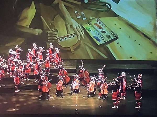 「親愛愛樂」弦樂團本週末將在新竹縣巡演3場,期待各地的愛樂人買票進場,用行動支持該樂團的永續發展。(親愛愛樂弦樂團指導老師陳珮文提供)