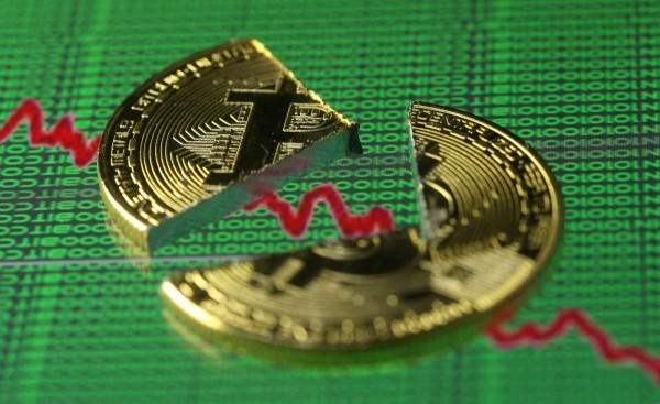 虛擬貨幣泡沫破裂? 24小時內市值蒸發逾千億美元