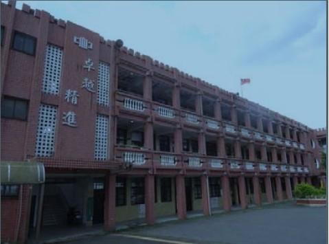基隆市中山高中大德分校將拆除重建。(基隆市教育處提供)