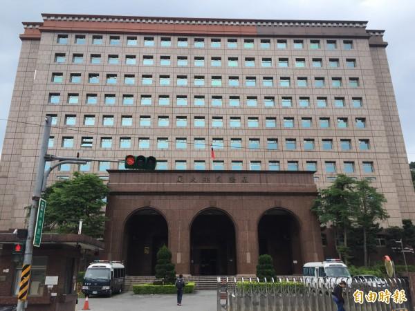 基隆地檢署日前偵結,依違反性騷擾防治法,將馬男起訴。(記者吳昇儒攝)