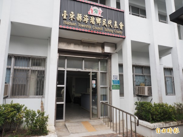 海端鄉代會罷免主席案通過,是繼22年前,池上鄉民代表會通過罷免當時的主席蔡蘇瑞惠後的台東縣第二例。(記者王秀亭攝)