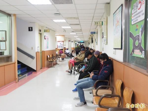 台東春節期間各醫療院所仍有門診、急診服務。(記者王秀亭攝)