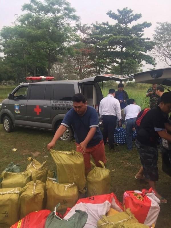 印尼警方與檢警調合作,破獲印國目前最大宗的運毒集團。(記者王捷翻攝)