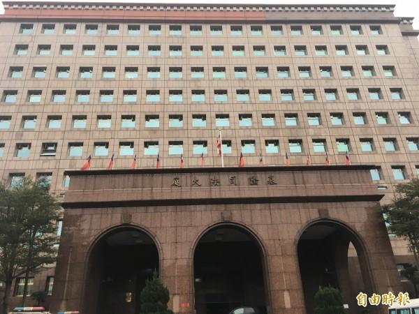 基隆地方法院本週五將舉辦今年第一場國民參與刑事審判模擬法庭。(記者吳昇儒攝)