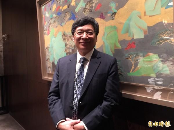 台灣包裝飲料市場飽和停滯,黑松(1234)董事長張斌堂表示,將配合新南向政策,更積極拓展東南亞外銷市場,初期將以碳酸飲料打頭陣(記者楊雅民攝)