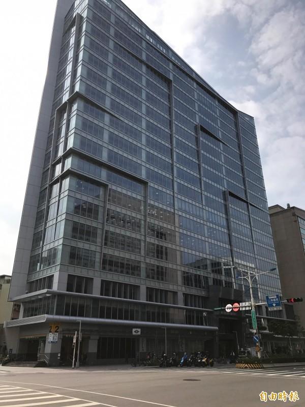 市場續熱!東芝月砸330餘萬元 承租宏盛(2534)國際金融中心4樓