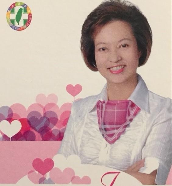 民進黨彰化縣黨部執行委員劉玲惠也有意願爭取彰化區縣議員黨內提名。(圖由劉玲惠提供)
