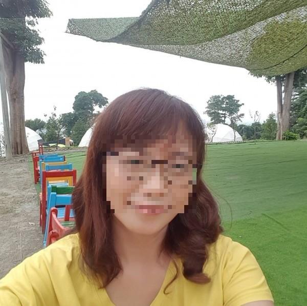 鍾女今天凌晨因傷重拔管宣告不治。(翻攝鍾女臉書)