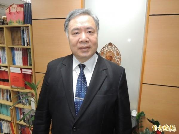 基隆地院、職務法庭法官陳志祥。(資料照)