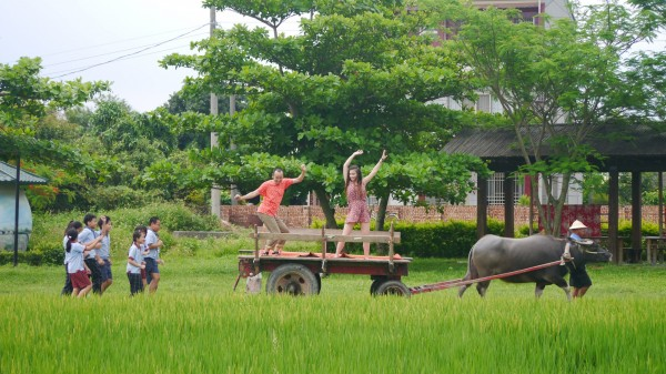 暑假旅遊旺季,台南將拍攝宣傳影片「台南不膩」,即日起公開徵選演員,包食宿還可免費遊台南。(圖由南市觀旅局提供)