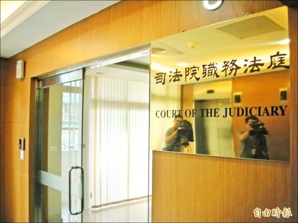 針對陳鴻斌改判案,監察院將向職務法庭提起再審。(資料照)