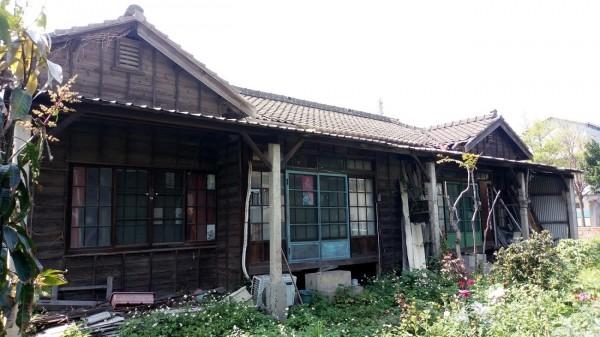 台中永寧國小日治時期舊宿舍獲登錄歷史建築。(圖:文資處提供)