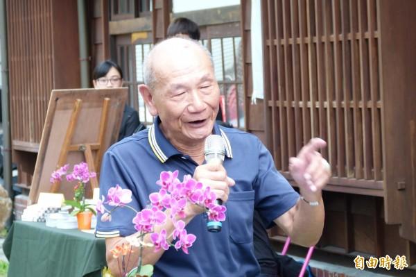 江木川21歲退伍結婚後,就帶著新婚妻子一起到日本擔任採甘蔗移工。(記者蔡宗勳攝)