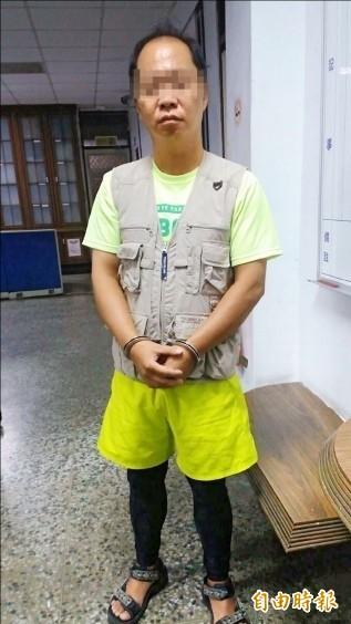 樂器大盜鄭剴文被嘉義地院依竊盜罪判刑1年,得易科罰金。(資料照)