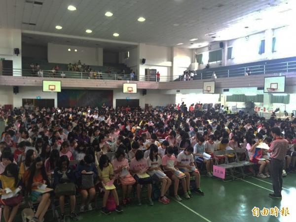 屏東區高中職免試入學今放榜,13日報到。( 資料照,記者羅欣貞攝)