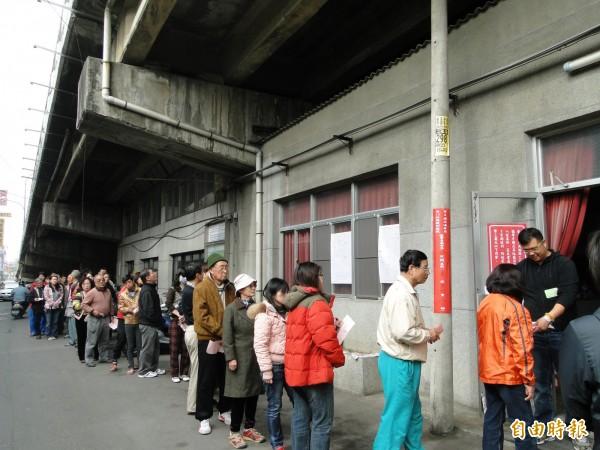 市府與台南地檢署合力把關選舉,端正選風。(資料照,記者洪瑞琴攝)