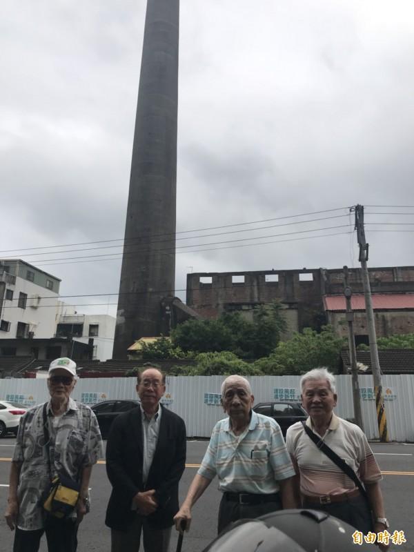 新竹市歷史建築日本海軍第六燃料廠獲8830萬元進行修復工程,也在規劃設計中。(記者洪美秀攝)