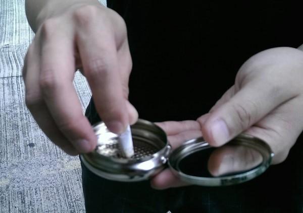 醫師提醒,戒菸就是1根都不能抽。(記者蔡淑媛翻攝)