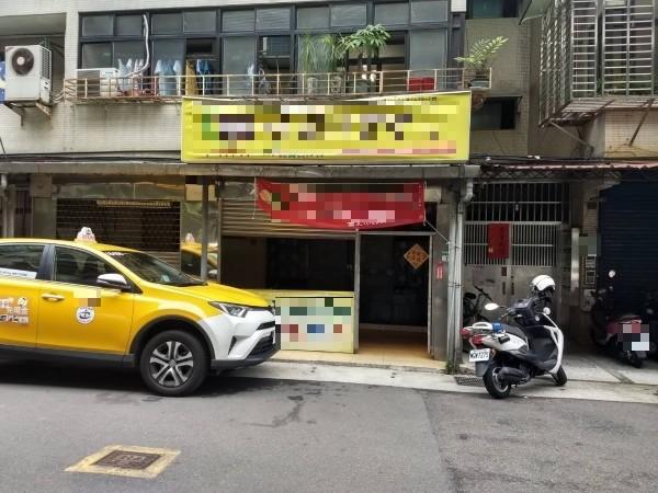 33歲女子疑債務糾紛與姊爭執,從3樓墜落送醫。(記者姚岳宏翻攝)